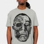 Zombie Illustration Design Shirts