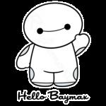Baymax TShirts