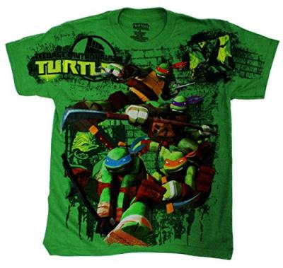 Teenage Mutant Ninja Turtles Shirts