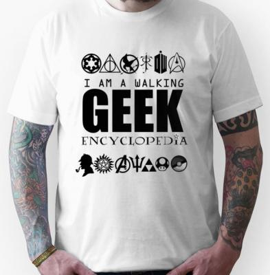 Geek Shirts on RedBubble