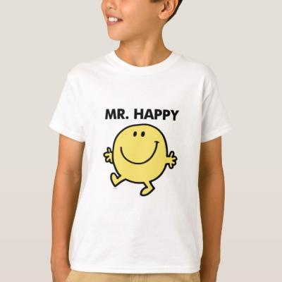 Mr Men and Little Miss Shirts