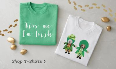 St Patrick's Day Shirts